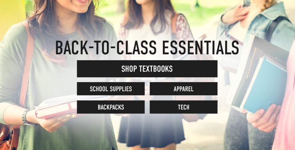 Picture of students. Free ground shipping on all orders $99+. Back to Class Essentials. Click to shop now.